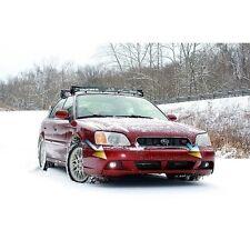 1999 2000 2001 2002 2003 Subaru Liberty Xenon Fog Lamps Driving Lights BE BH Kit