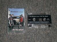 Gladtimers Present~Old Time Gospel~Christian Gospel~Cassette Tape~FAST SHIPPING!