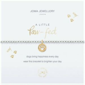 Joma Jewellery Bracelet- Paw- Fect