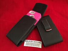 VERTICAL LEATHER CASE HOLSTER 360 BELT CLIP POUCH FOR IPHONE 6S PLUS ARMOR ON