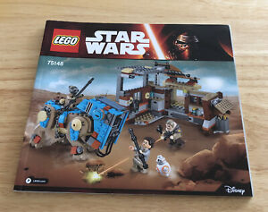 LEGO Star Wars 75148 INSTRUCTION MANUAL ONLY