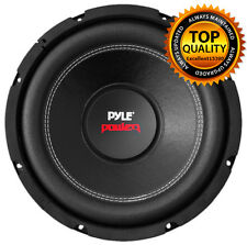 Subwoofer Car audio sub dual 4 ohm new 800 watt box bass woofer enclosure 8 inch
