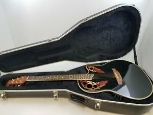 Ovation Celebrity Deluxe CC257 Acoustic Electric