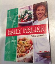 Tobie Puttock Daily Italian TASTE MINI COOKBOOK Small Softcover, Brand New