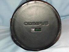 OLYMPUS OM ZUIKO 400mm F6.3 LENS CASE