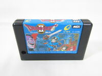 MSX DRAGON QUEST II 2 Cartridge Import Japan Video Game msx cart