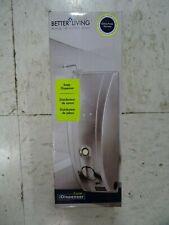 81134 Better Living Curve Lotion/Soap Dispenser Polished Chrome Silver