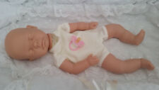 2ND LIFELIKE BABY DOLL KIT SLEEPING MOLLY-MARIE 18in SEWN IN LIMBS + PINK DUMMY