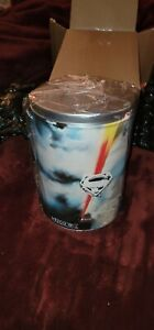 Mezco One:12 Exclusive Superman 1978 Christopher Reeve in TIN LIGHTS UP! LOBO