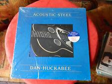 TRES RARE ACOUSTIC STEEL DAN HUCKABEE LP 33T RIDGE RUHNER