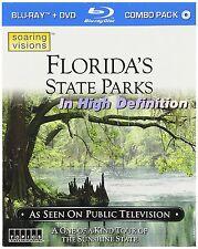 Floridas State Parks (Blu-ray/DVD, 2011, 2-Disc Set)