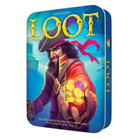 LOOT Card Game (in Tin) by Gamewright