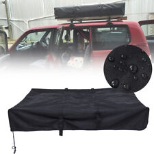 Waterproof Roof Top Tent Travel Cover Sport Trailer Camping for SUV Universal