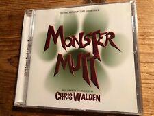 MONSTER MUTT (Chris Walden) OOP 2011 Score Soundtrack OST CD SEALED