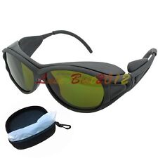 T4S2 Laser Safety Goggles For 190-450 & 800-2000nm IR Laser OD>4 CE 808 980 1064