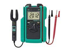Kyoritsu 120a Rms Digital Multimeter With Ac Dc Clamp Kewmate 2012ra
