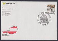 Österreich Austria 2003 FDC Mi.2415 Häuser Houses [af125]