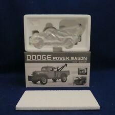 NEW 1st First Gear Dodge Power Wagon Tow Truck 19-2476 Diecast 1/30 NIB SEE PICS