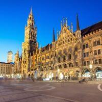 4 Tage Städtetrip München inkl. Hotel, Übernachtung, Frühstück, 2Erw + 2 Kinder