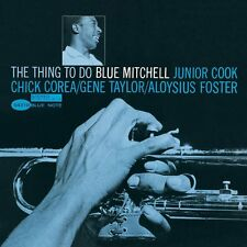 BLUE MITCHELL - THE THING TO DO - NEW VINYL LP