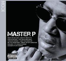 Master P - Icon [New CD] Explicit