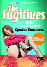 THE FUGITIVES & THE LOST OF FILMS OF CYNDEE SUMMERS-GRINDHOUSE, SEXPLOITATION