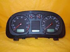00 01 Jetta Golf Speedometer Instrument Cluster Dash Panel Gauges 137,881