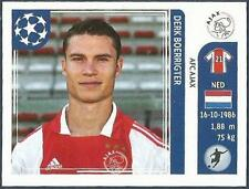 PANINI UEFA CHAMPIONS LEAGUE 2011-12- #258-AJAX-DERK BOERRIGTER