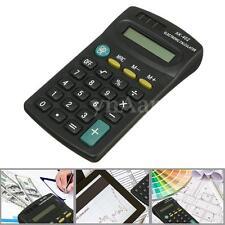 New Pocket Mini 8 Digit Calculator Battery Powered Office Business School Exam