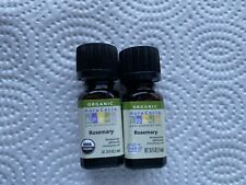 TWO (2) AURA CACIA Essential Oil ORGANIC ROSEMARY Brand New 100% PURE