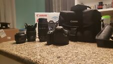 Canon EOS Rebel T7 24.1 MP DSLR (Kit with EF 18-55 + EF 75-300 + EF 50mm f/1.8)
