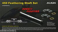 Align Trex 450L/ Plus/Sport/Pro Feathering Shaft Set H45H005XX