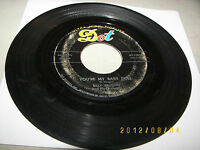 Billy Vaughn & Orchestra You're My Baby Doll / Cimarron 45 VG Dot 45-15836