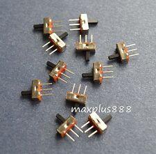 100pcs Tripod toggle switch circuit power switch 8 * 4 * 5MM  micro switch