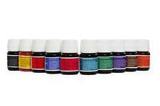 Silk paints 10 x 30ml bottles - STEAM FIXED