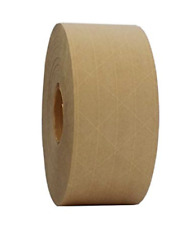 Tru Water Activated Reinforced Kraft Paper Gummed Tape 275 Inches Wide