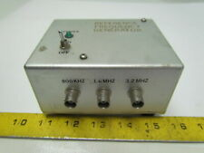 Edington Reference Frequency Generator 12Vdc 800kHz 1.6Mhz 3.2Mhz
