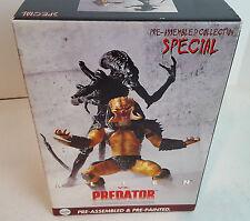1995 Medicom Aliens Vs Predator AvP Model Figure Set Pre-Painted & Assembled
