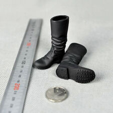 "1/6 Scale World War II Germany Combat Boots Shoes For 12"" Action Figure Body Toy"
