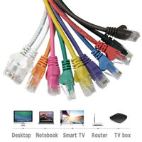 Network Ethernet Cable RJ45 LAN Cord Copper for Laptop Computer Modem Router New