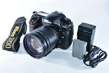 Nikon D200 10.2MP Digital SLR Camera With Tamron AF 28-200mm Lens Shutter=5,946