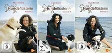3 DVDs * DIE HUNDEFLÜSTERIN - VOLUME 1 - 3 IM SET ~ Maja Nowak  # NEU OVP §