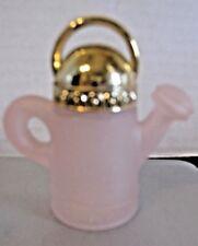 Vintage Avon Watering Can Moonwind Perfume Oil Bottle b28