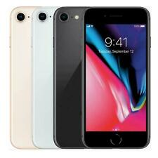 Apple iPhone 8 - 64GB/256-GSM desbloqueado de fábrica (AT&T/T-Mobile) Smartphone