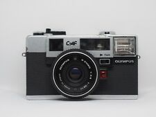 Olympus C-AF Quartz Date 35mm Point & Shoot Film Camera