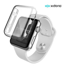 X-Doria Defense 360 For Apple Watch Series 3/2/1 42 mm Transparent Hard Pc Case