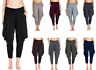 USA MADE WOMENS LADIES CASUAL YOGA MC HAMMER HAREM PANTS BOTTOMS SOFT S M L XL