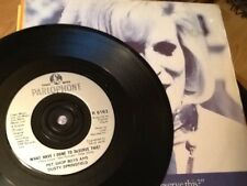 THE PET SHOP BOYS & DUSTY SPRINGFIELD . WHAT HAVE I DONE TO DESERVE THIS . 1987