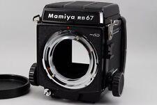 Mamiya RB67 Pro SD Medium Format Camera Bodyw/Waist Level finder Japan (1498)