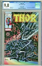 Thor #6 CGC 9.8 Comics Elite Edition Kyle Hotz Variant Cover Silver Surfer 4 Hom